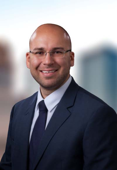 Alex Mendoza - Senior Attorney