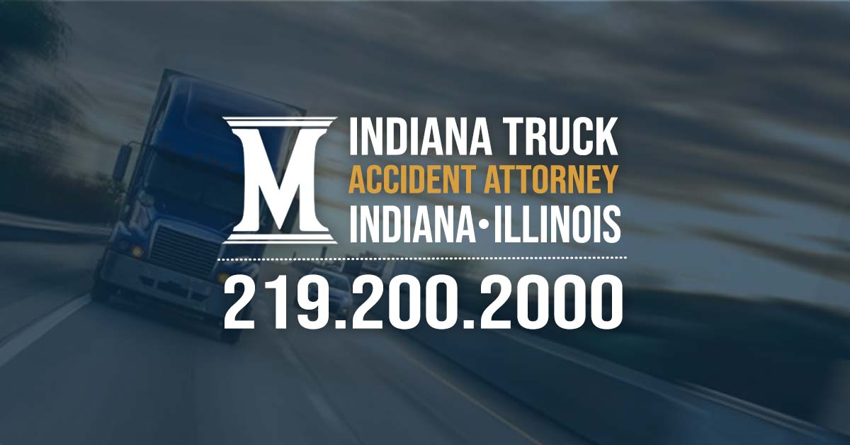 Indiana Truck Accident Attorney Feature Image