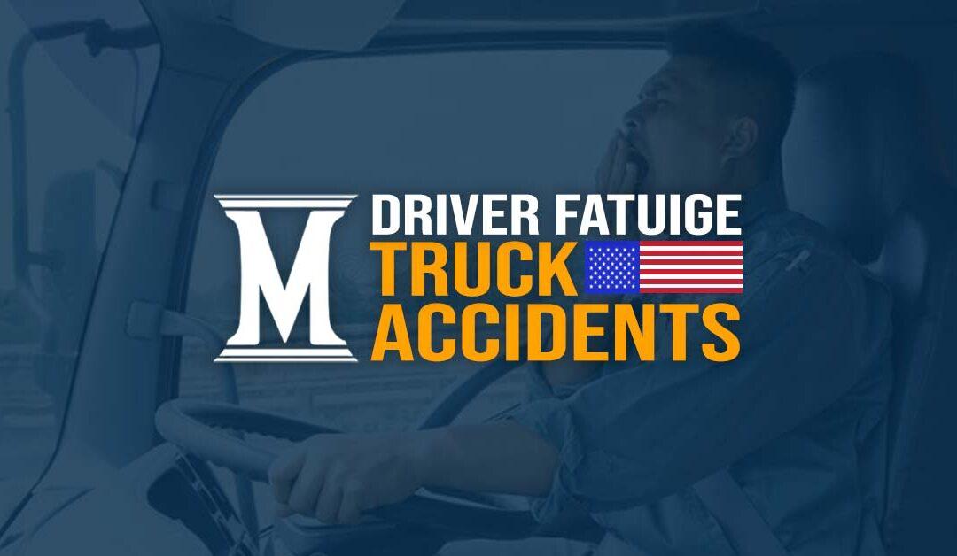 Truck Driver Fatigue Accident